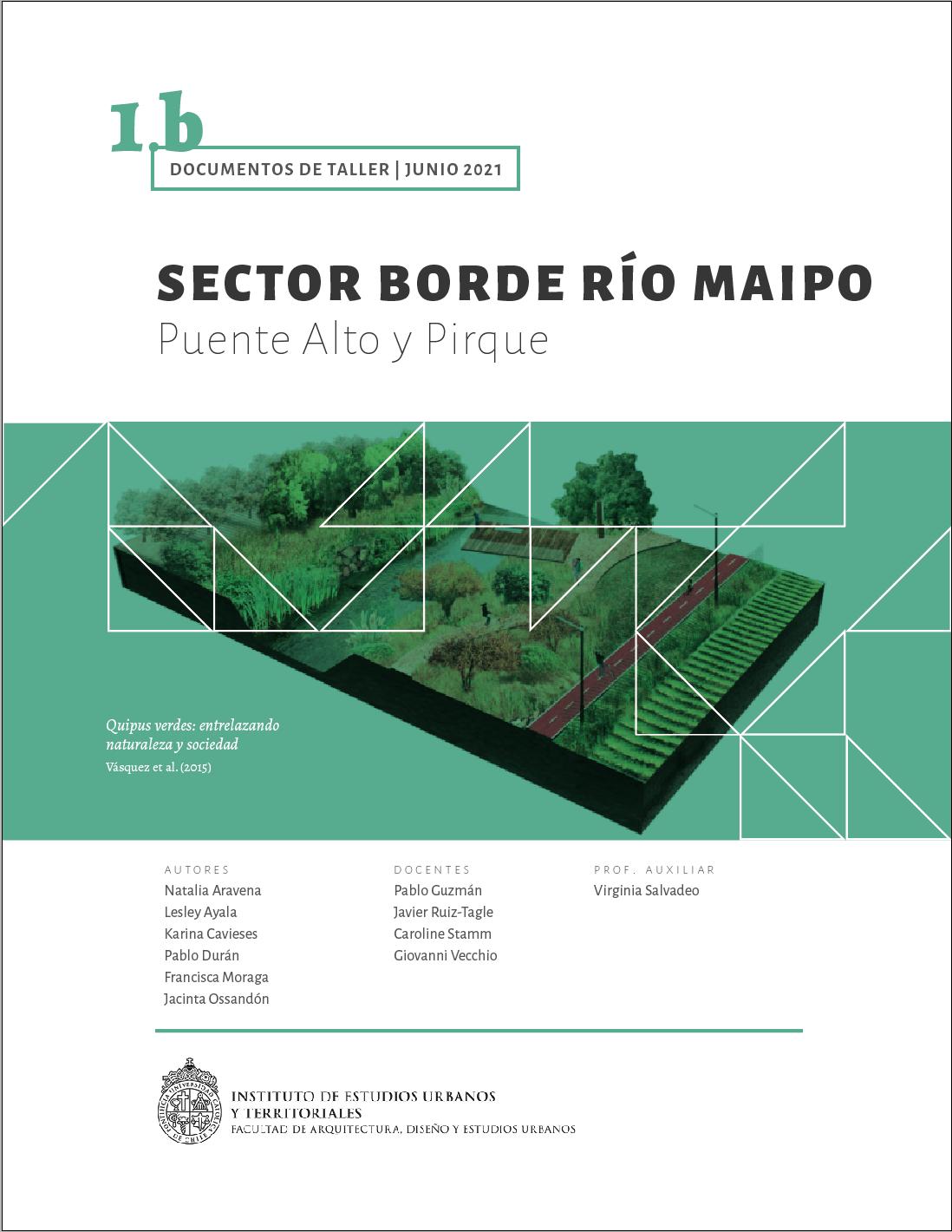 1b. Sector Borde Río Maipo | Puente Alto y Pirque