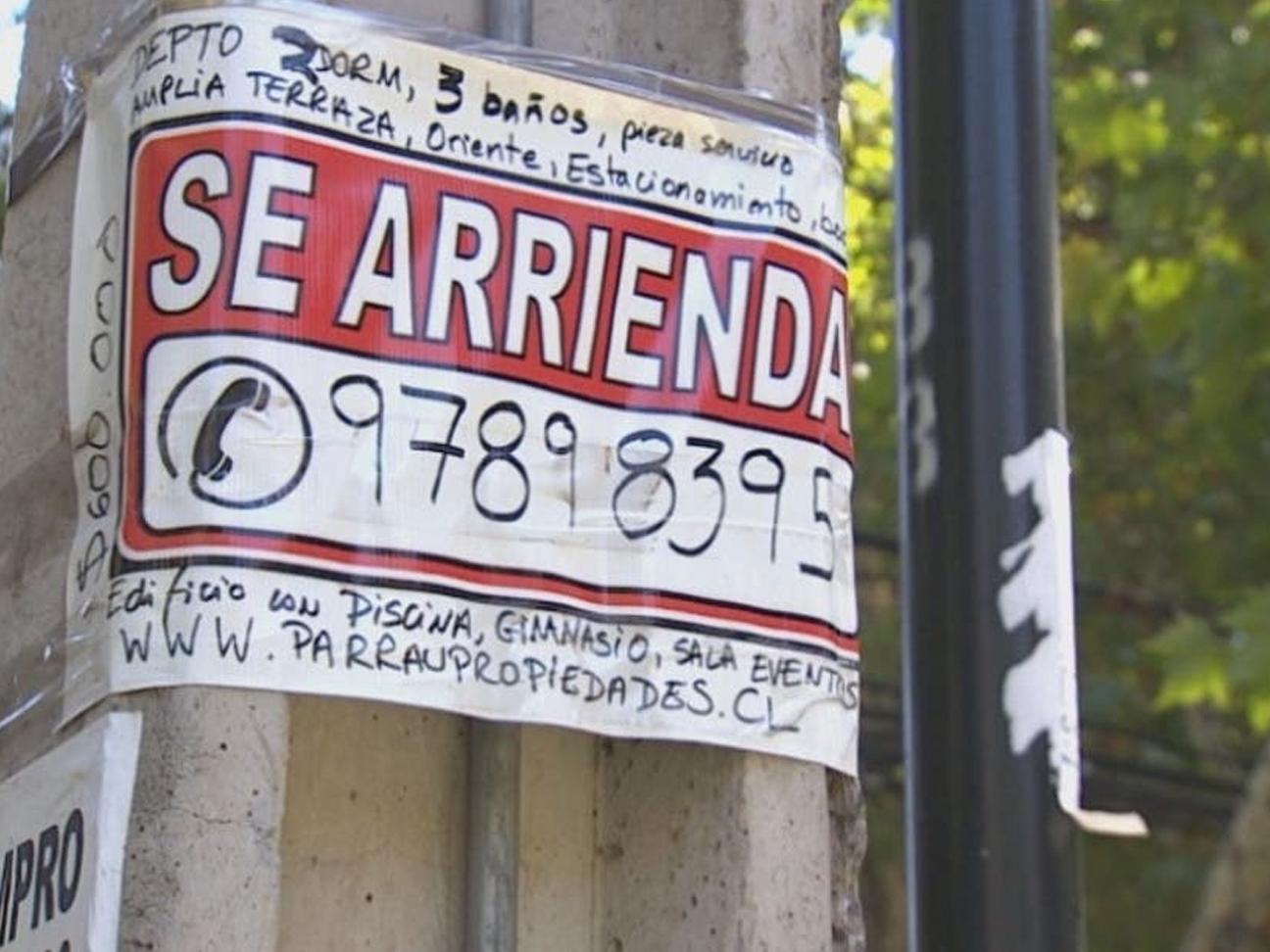 Expreso Bío Bío   Así está afectando la crisis económica en el arriendo de propiedades