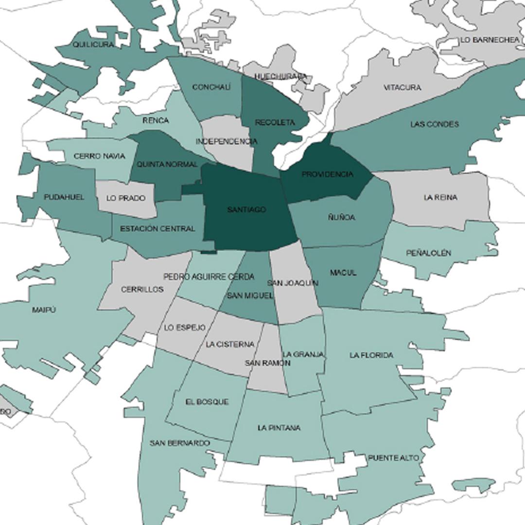 Geografías del arriendo en Santiago de Chile. De la vulnerabilidad residencial a la seguridad de tenencia.
