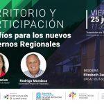 Conversatorio: Territorio y Participación   Desafíos para los nuevos Gobiernos Regionales