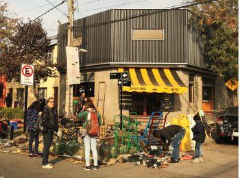 Creación de lugar en áreas comerciales en Santiago: el caso del Persa Bío Bio-Barrio Franklin.
