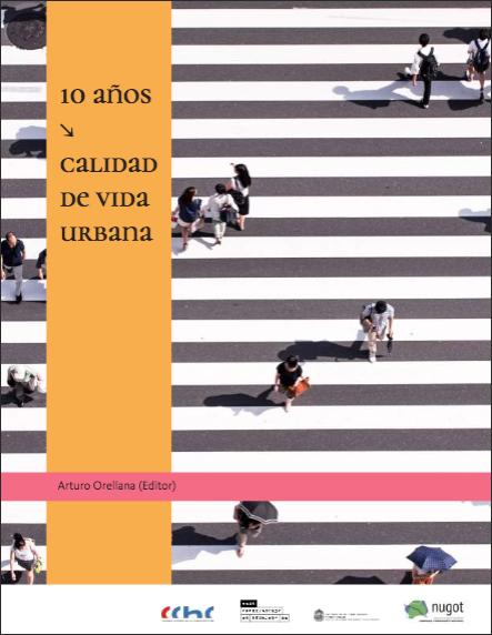 Índice de calidad de vida urbana (ICVU) 2021