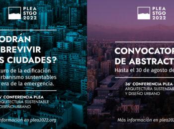 36ª Conferencia PLEA / Convocatoria de Abstract