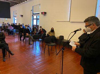 Instituto de Estudios Urbanos y Territoriales recibió a los estudiantes 2021