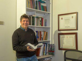 Profesor Arturo Orellana asumió como Jefe de Gestión Académica del Doctorado en Arquitectura y Estudios Urbanos