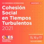 VIII Conferencia Internacional COES «Cohesión Social en Tiempos Turbulentos»